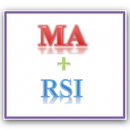 Советник по 2MA и RSI