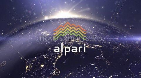Центовый счет Альпари